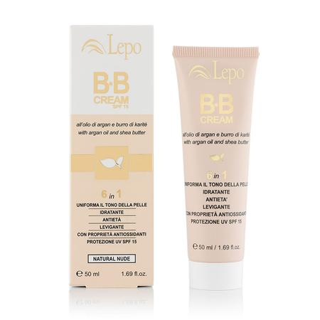BB Cream n 2 MEDIO SCURO 6 Funzioni in 1 Vegan Ok