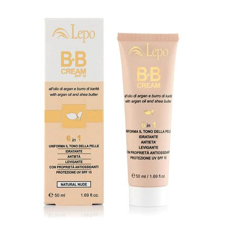 BB Cream n.3 NATURAL NUDE 6 Funzioni in 1 Vegan Ok