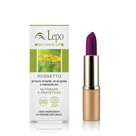 Rossetto Biologico n.98 MIRTILLO 100% Naturale