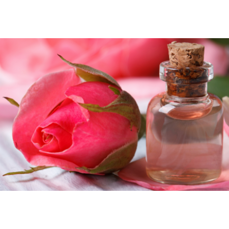 Olio di ROSE Bio (Oleolito) 100 ml